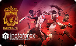 InstaForex / Liverpool Partnership